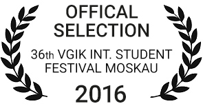 36th VGIK International Student Festival, Moskau, Russland