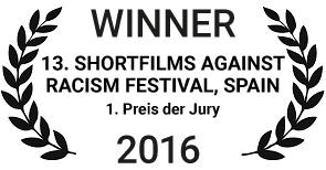 1. Preis der Jury – 13. Edition – Shortfilms Against Racism Festival, Spanien