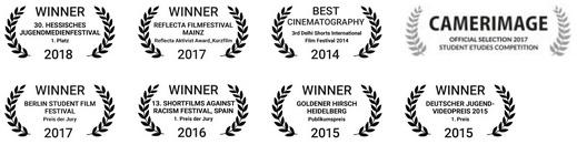 Awards DOP Camera